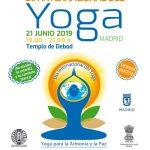 Día Internacional del Yoga en Madrid