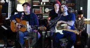 Alejandro Sanz y Juanes concierto durante el confinamiento - Soluciones Efímeras