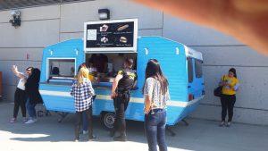 Alquiler de food trucks para eventos - Soluciones Efímeras
