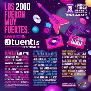Cartel Festival Love the tuentis