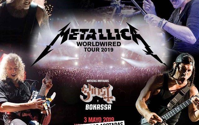 Metallica en Madrid