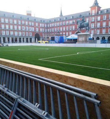 Festival Champios League en Madrid