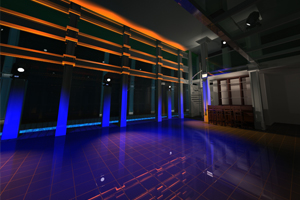 infografía decoración de interiores
