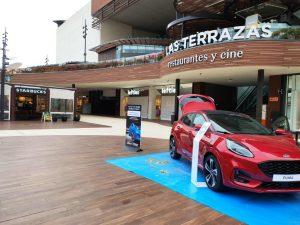 Presentación Ford PUMA CC Las Terrazas Valencia