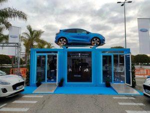 Presentación Ford PUMA en Valencia
