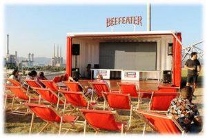 Evento Beefeater - Soluciones Efímeras