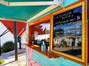 The Vintage Van - Catering para Eventos